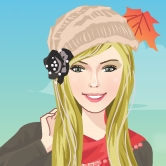 Play Autumn Vacation Dress Up