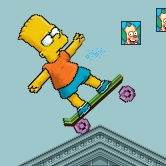 Play Bart on Skate