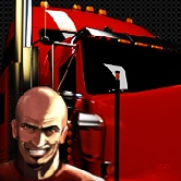 Play Mad Trucker 3