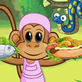 Play Monkey Diner