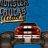 Play Monster Trucks Attack