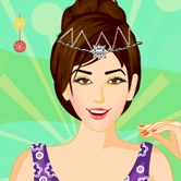 Play Princess wedding Dress up